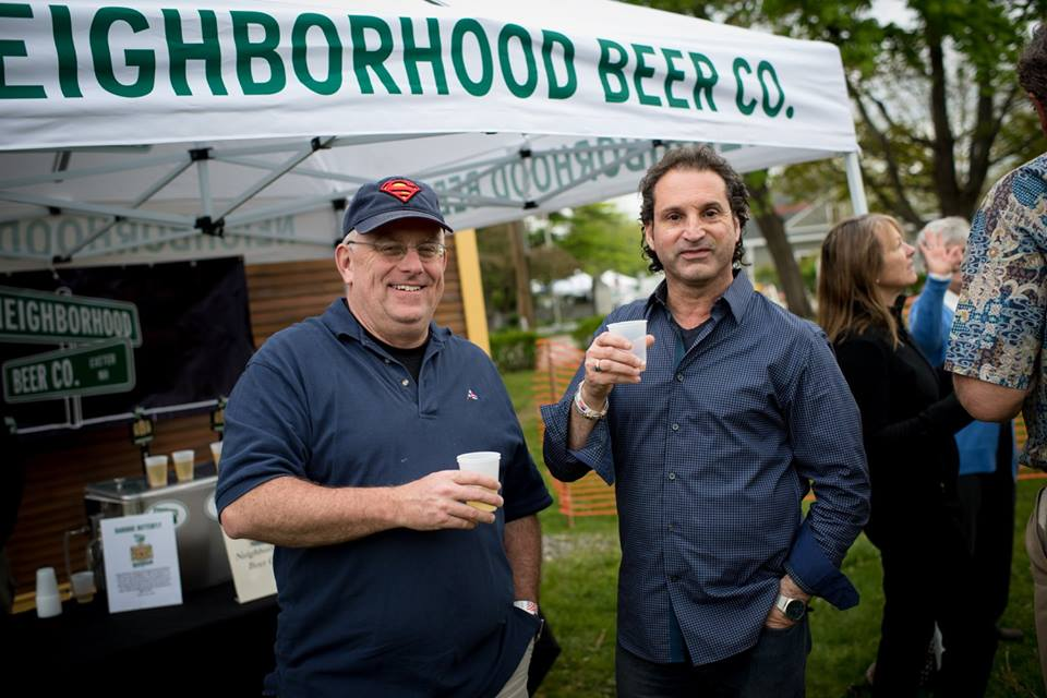 Moat Mountain Brewing Co. joins Beer for History in Exeter