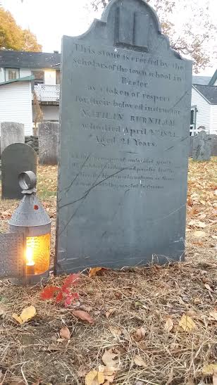 Ghosts of Winter Street Cemetery to Take Place this Saturday