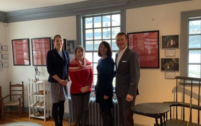 American Independence Museum to open Foy Family Children's Library in 2020